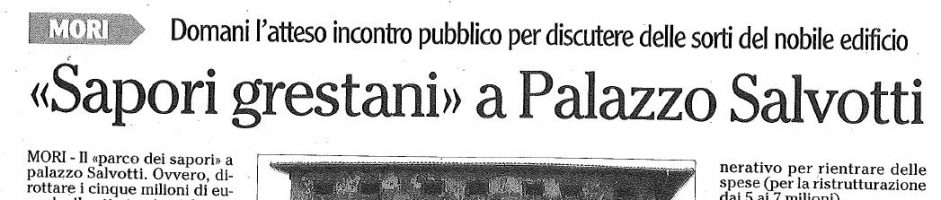 """27.10.2011_""""Sapori grestani"""" a Palazzo Salvotti"""