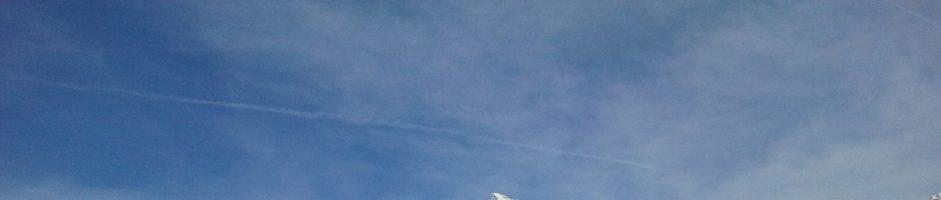 Una giornata di sole a passo Campo Carlo Magno di Madonna di Campiglio