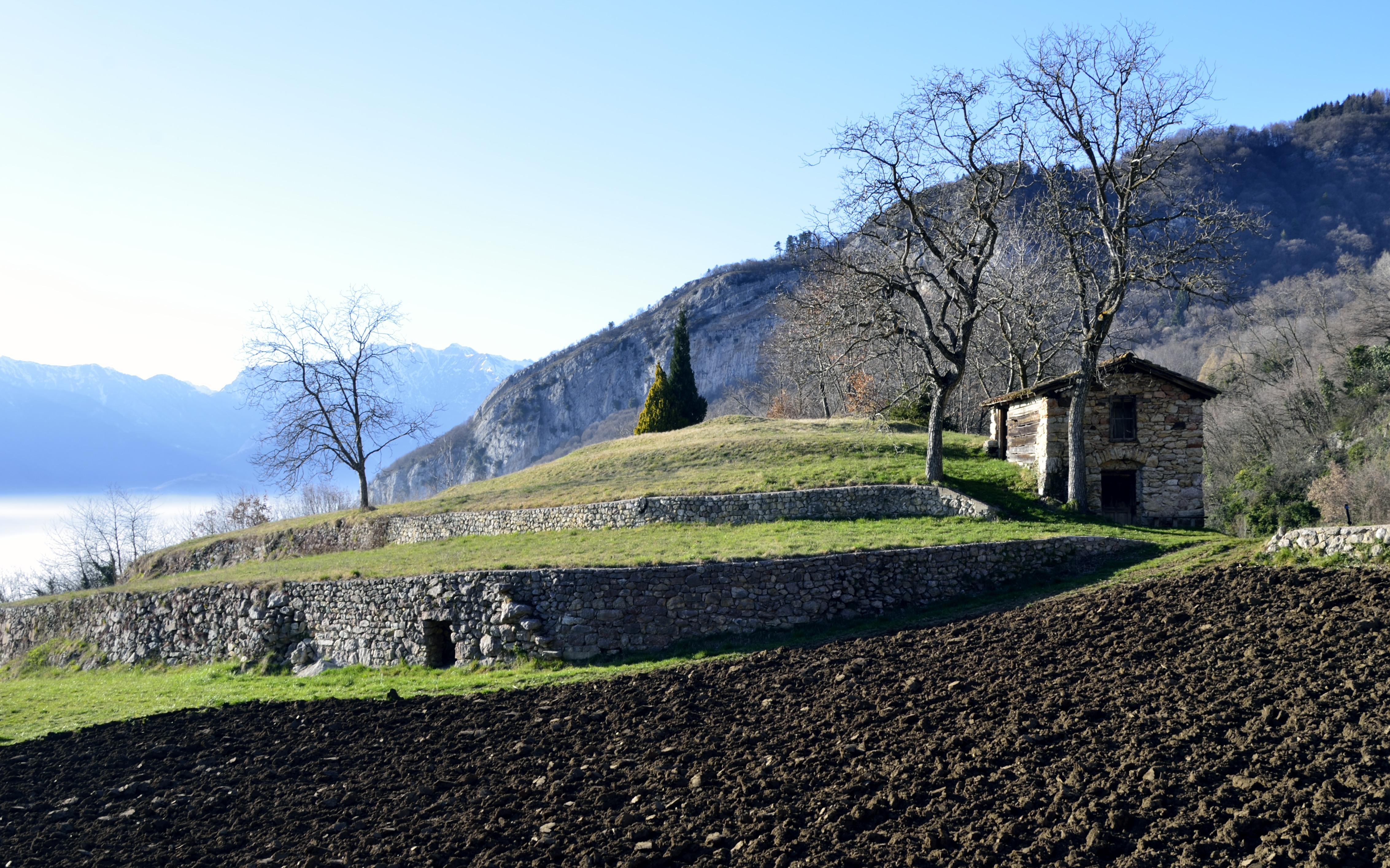 Luci e colori della Val di Gresta (in loc. Valluce) – 2