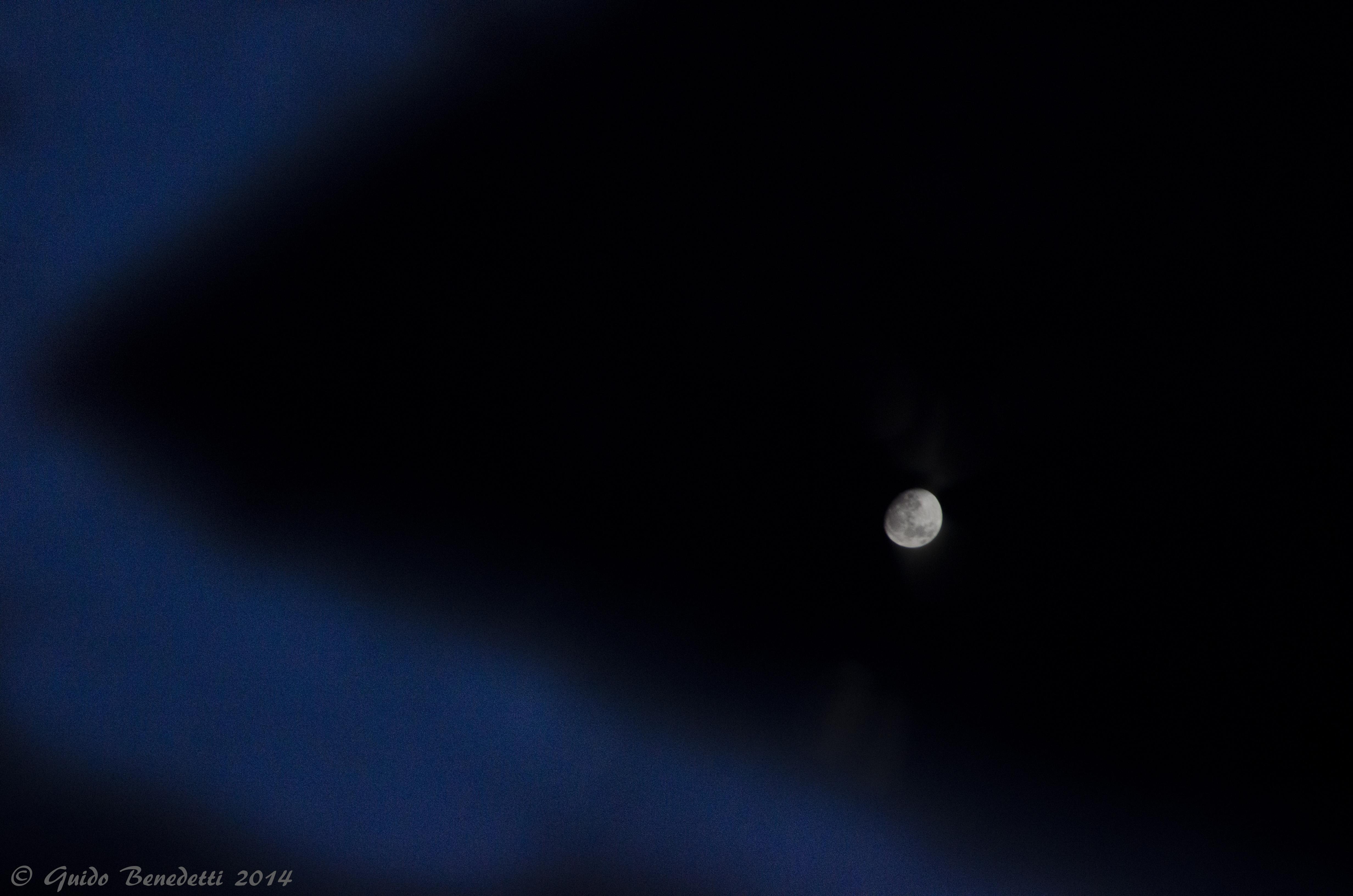 Riflesso di luna
