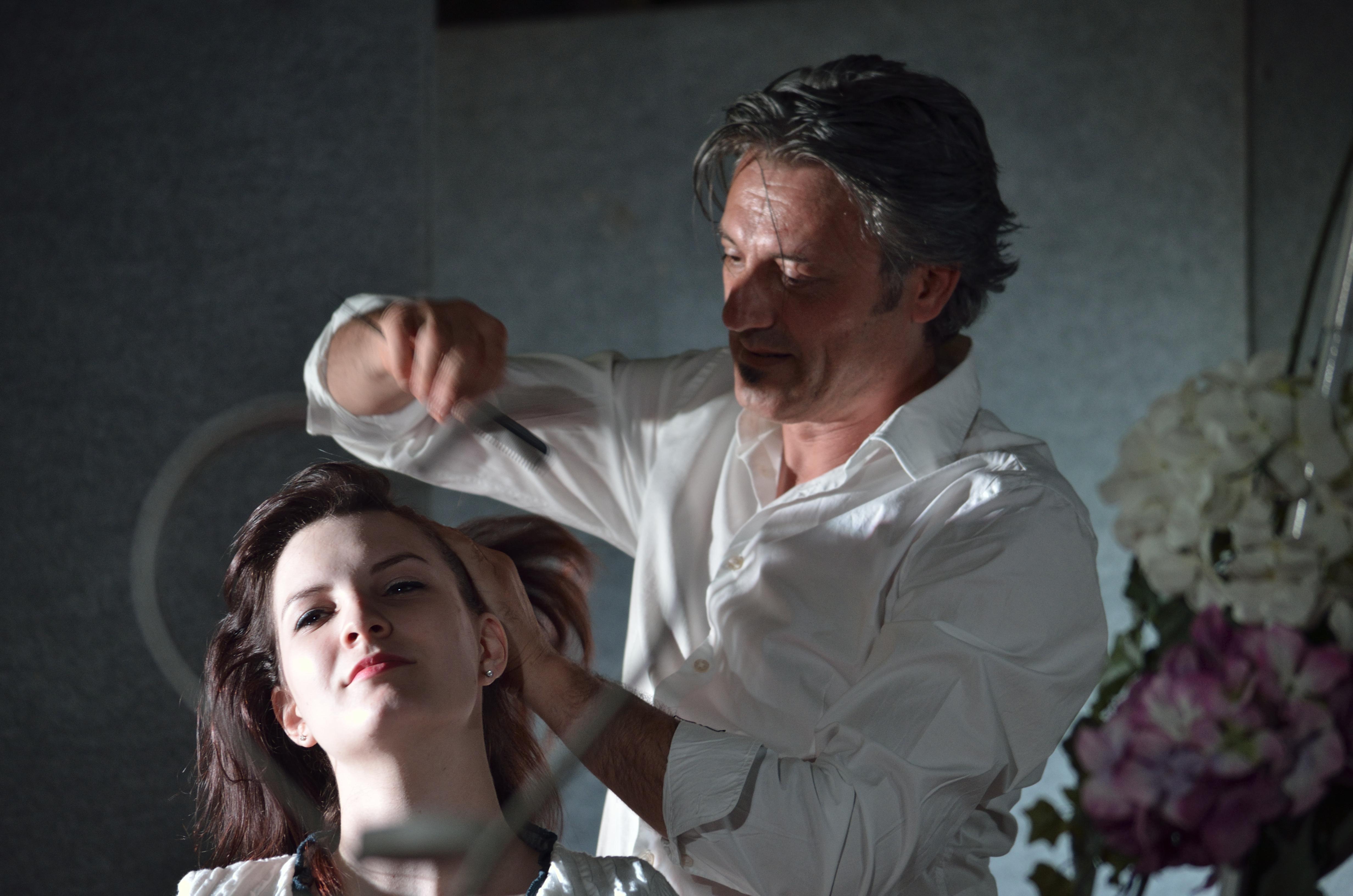 """Salvi all'opera sul palco di """"Moda e bellezze sotto le stelle"""" – Mori domenica 8 giugno 2014"""