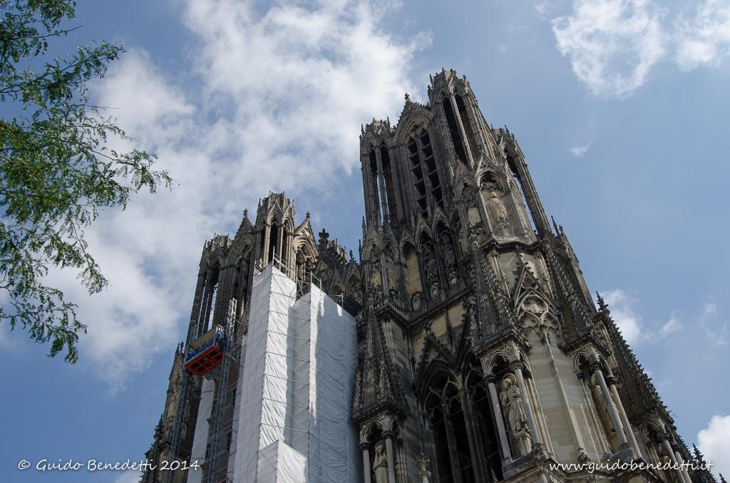 Cattedrale Notre-Dame di Reims