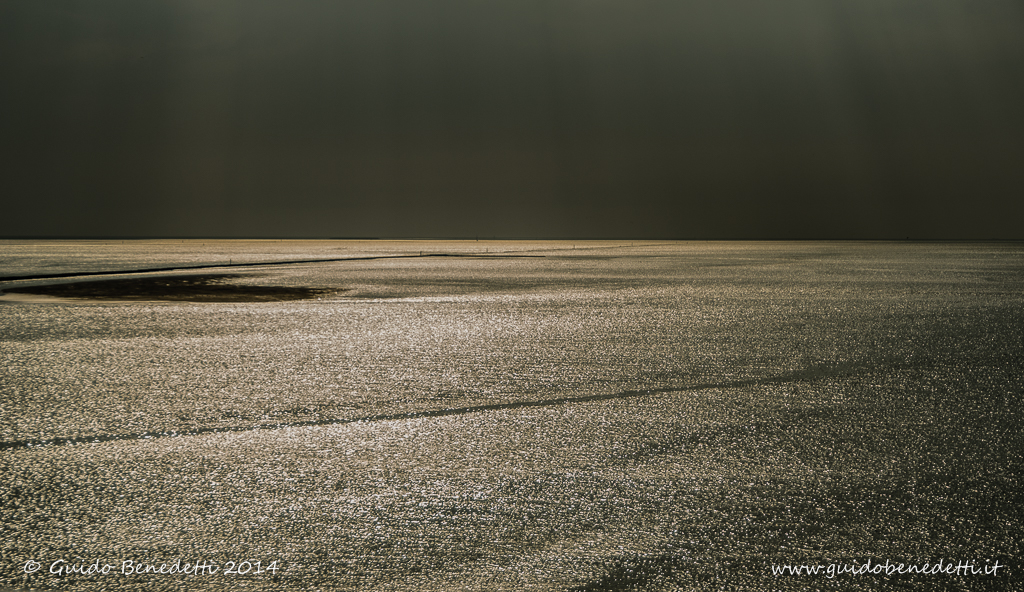 La Senna vista dal Ponte di Normandia