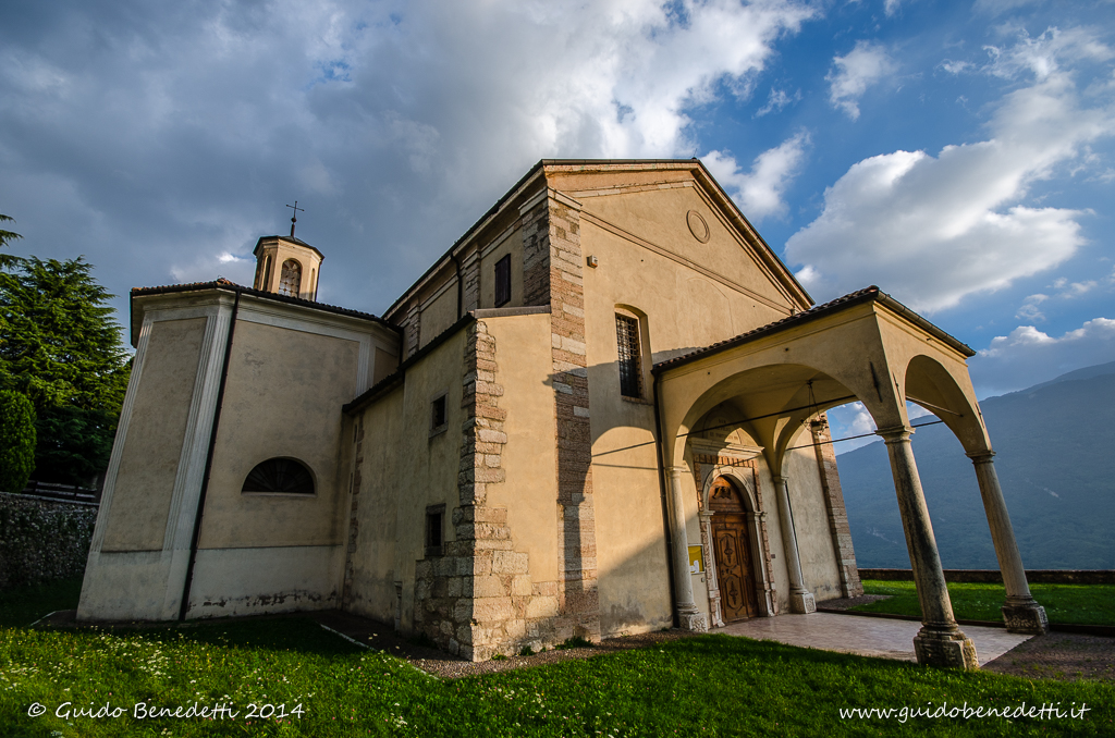 Chiesa dei Santi Felice e Fortunato a Valle San Felice e annesso campanile – Mori (TN)