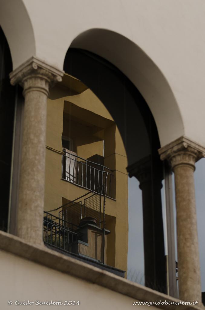 Balconi e finestre