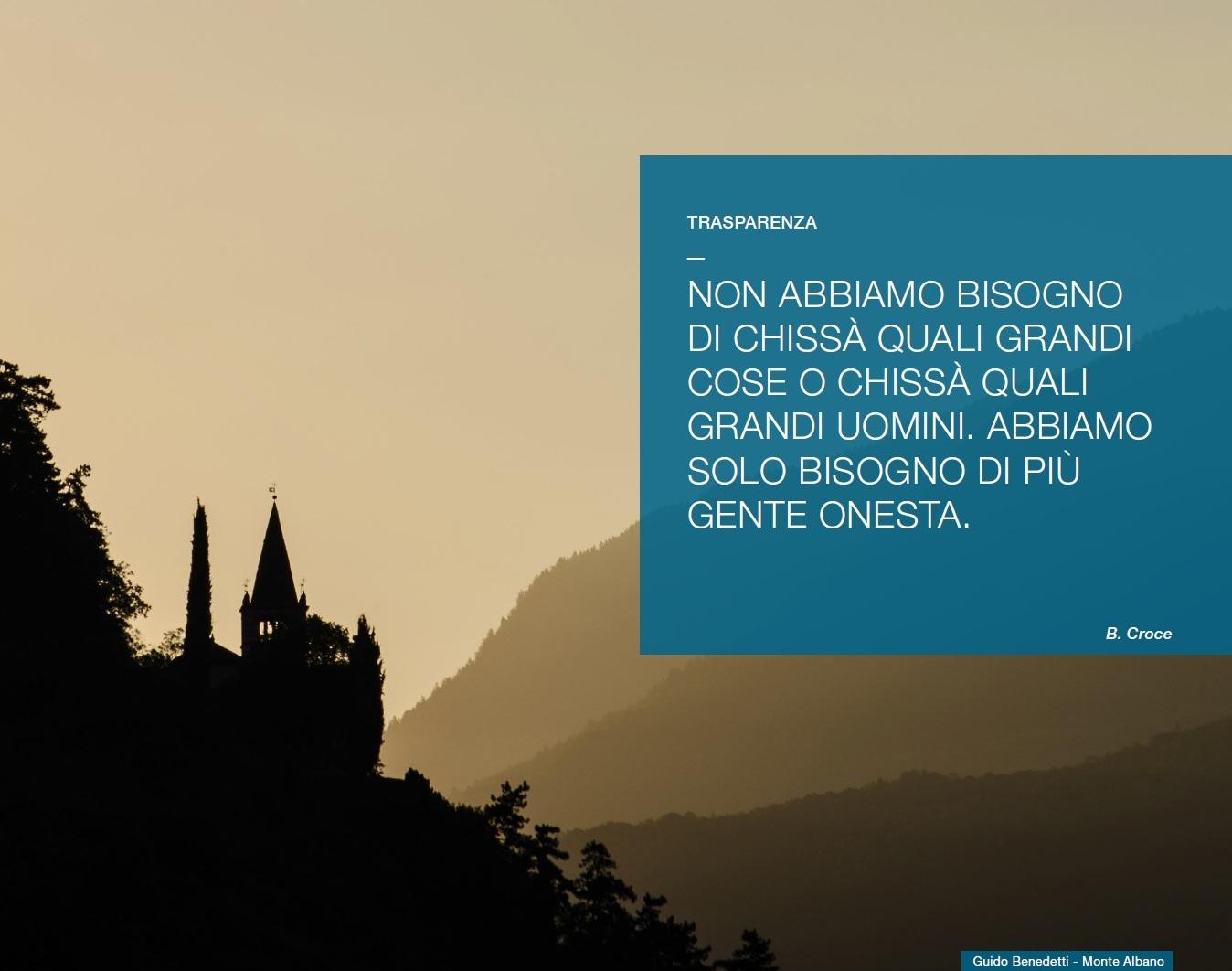 Un mio piccolo contributo al Calendario 2015 della Cassa Rurale di Mori Brentonico Val di Gresta