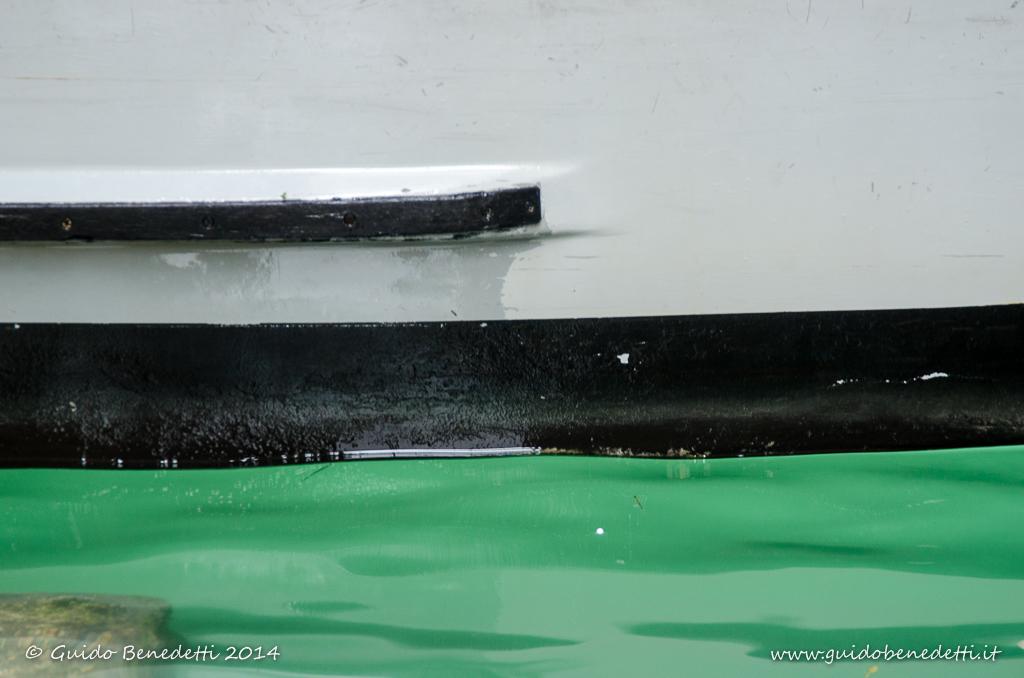 Angoli in verde a Venezia