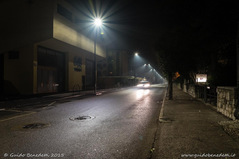 Ex Cinema Astra (ora Bologna Service) a Mori (TN)