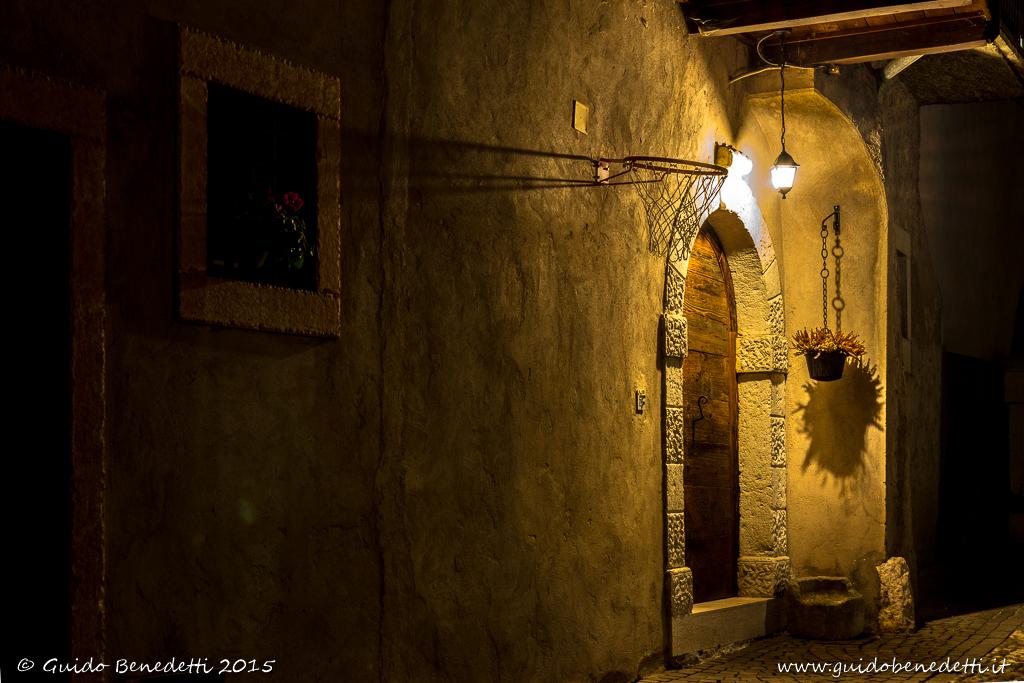 Caravaggio è passato da qui: Vigne di Arco (TN)