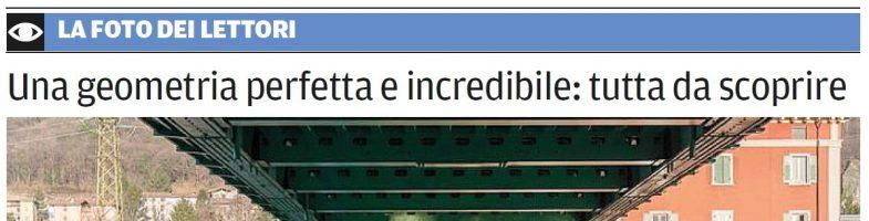 """""""Ponti di vista"""" sul quotidiano IL TRENTINO del 12 marzo 2015"""