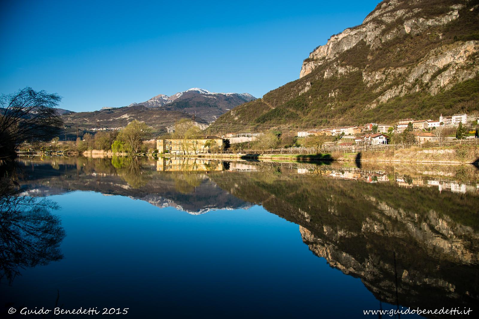 Una mattina in riva all'Adige…