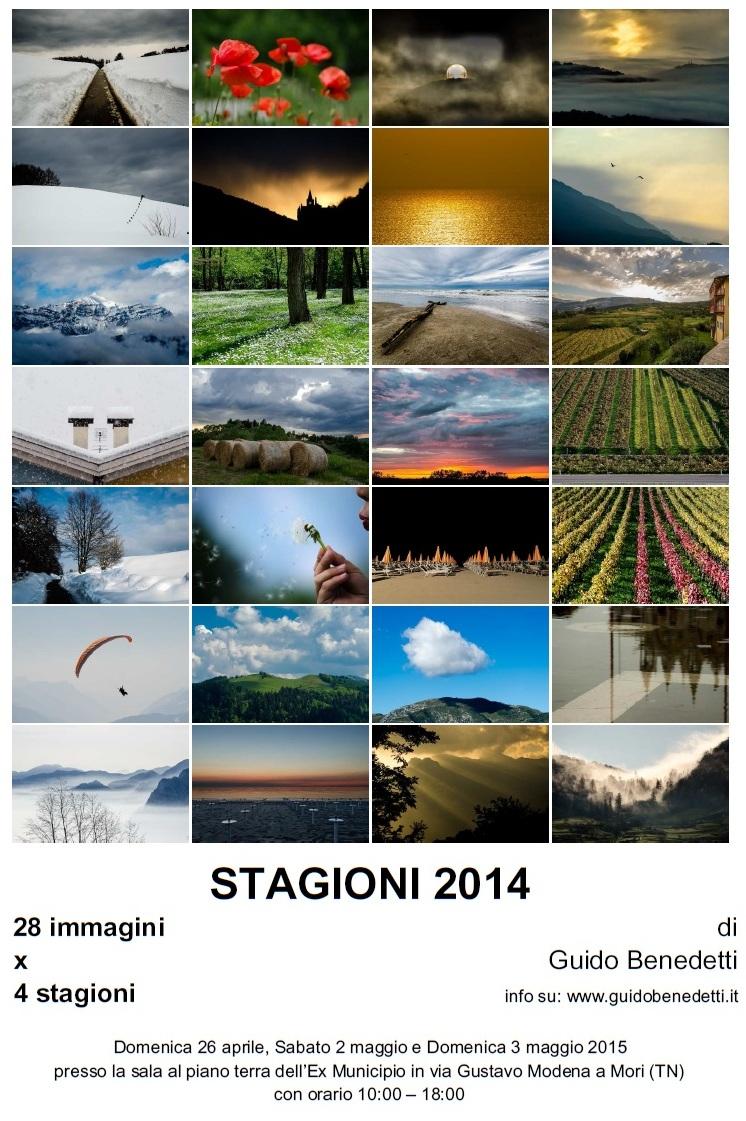 """Siete tutti invitati a """"Stagioni 2014: 28 immagini per 4 stagioni"""""""