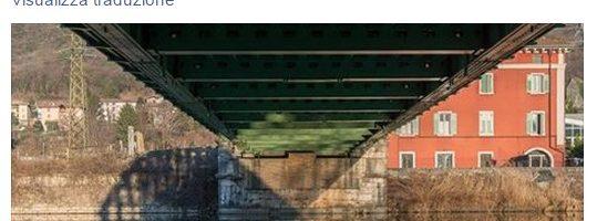 """""""Da un altro ponte di vista"""" è stata selezionata da Fotografia f/22 EXPO 2013 nella selezione del 12/04/2015 e  della settimana del 15/04/2015"""