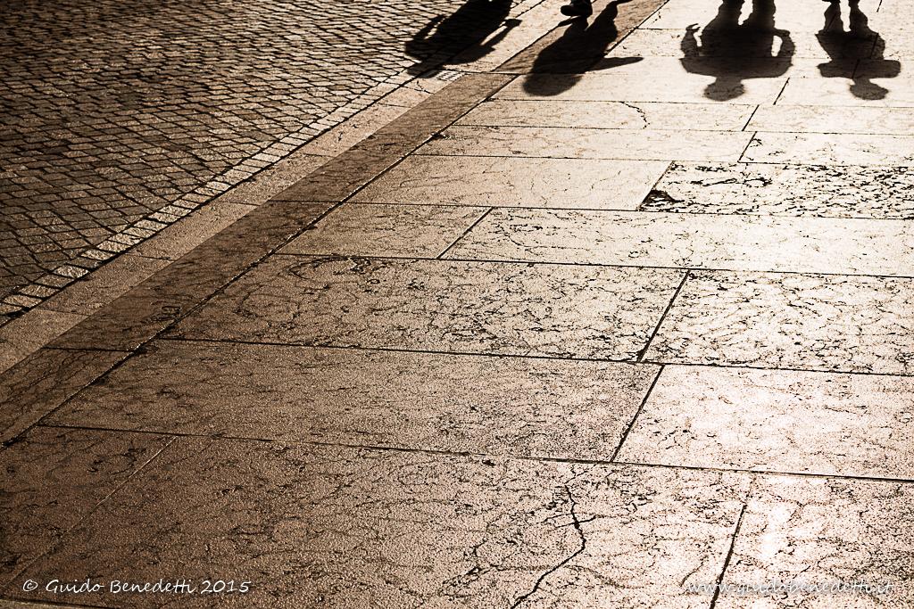 Passeggiando per le vie di #Trento 2015