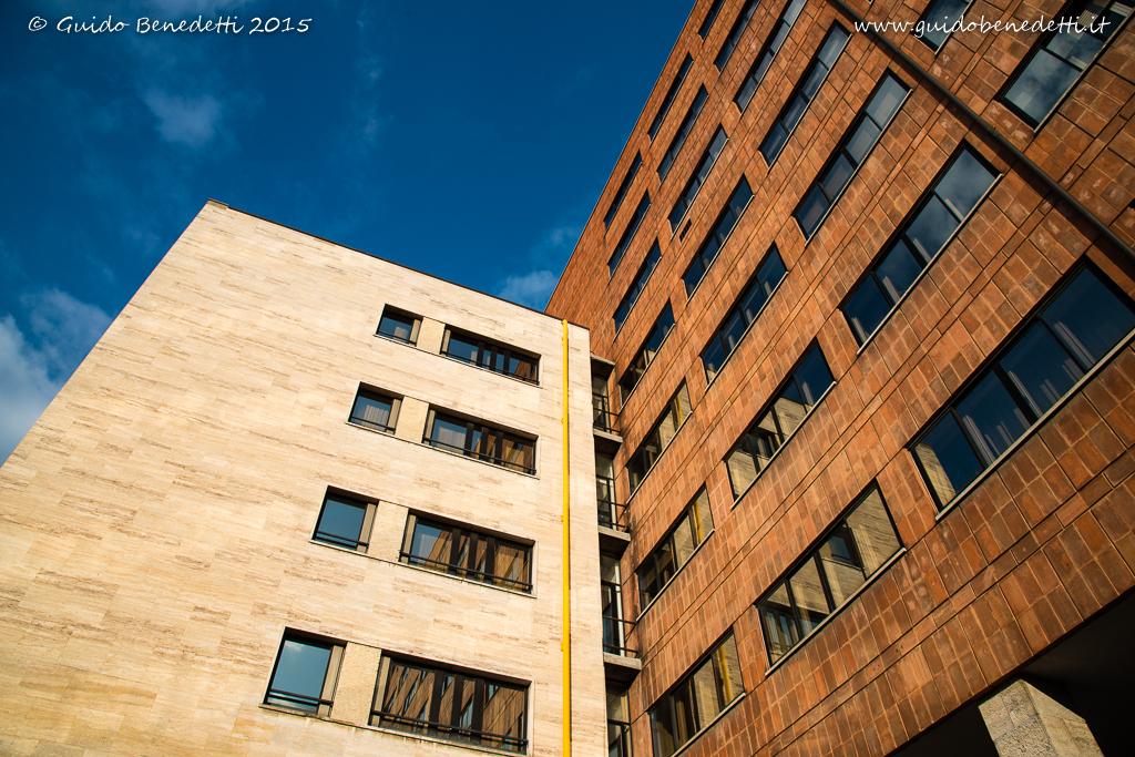 Palazzo del Ministero dei Lavori Pubblici a Bologna 2015