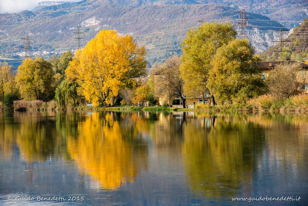 Tavolozza d'autunno