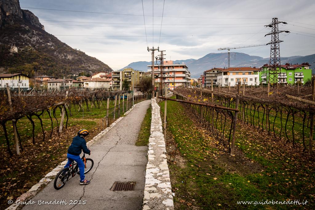 Autunno in bicicletta
