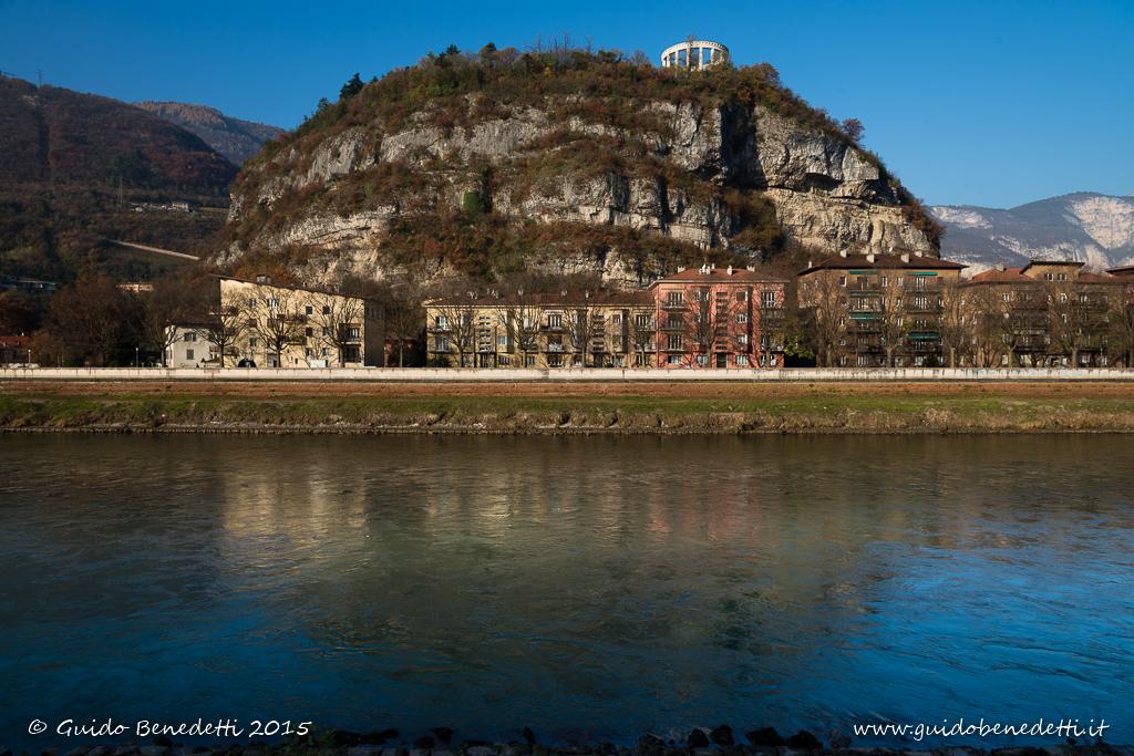 Il Doss Trento e il fiume Adige [2015]
