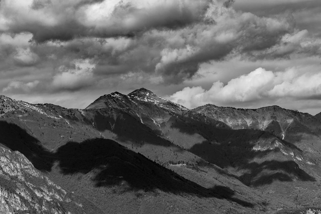 Ombre di nuvole