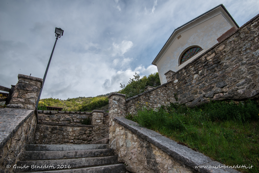Chiesa di Sant Antonio abate a Manzano (Mori)