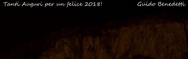Tanti Auguri per un felice 2018!