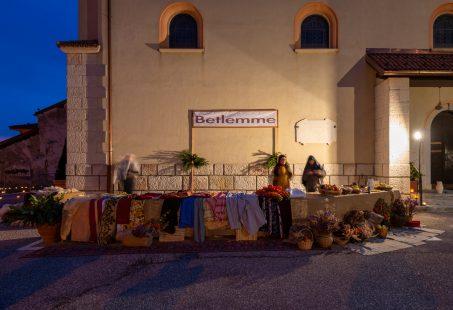 Il presepe vivente a Ronzo-Chienis | 2019