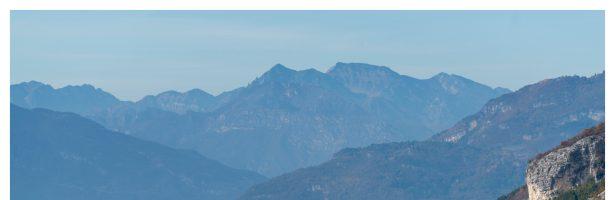 #Castello visto da #Zencheri –  #Terragnolo